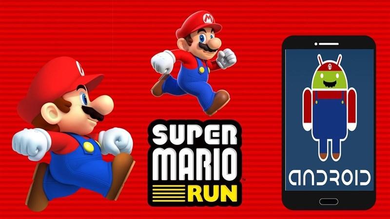Đã có thể tải về Super Mario Run cho Android