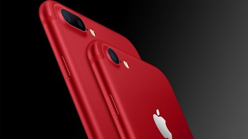 iPhone 7, 7 Plus màu đỏ sẽ có doanh số kỷ lục tại Trung Quốc