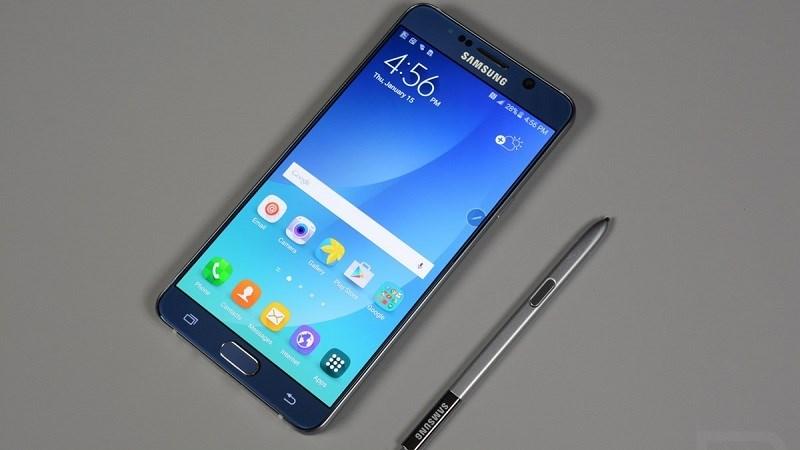 Samsung phA?t hA�nh Android 7.0 Nougat cho ng?�a�?i dA?ng Note 5