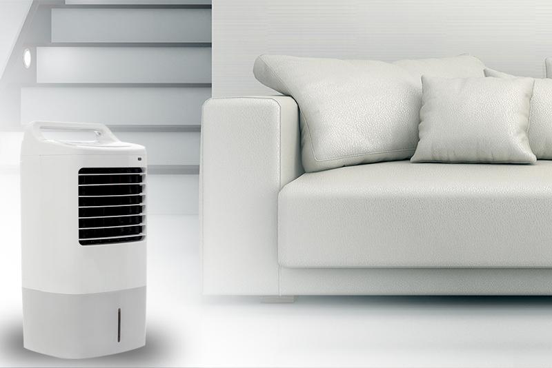 Kinh nghiệm chọn mua quạt điều hòa cho mùa nóng này