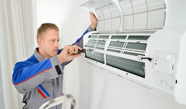 Kết quả hình ảnh cho lắp đặt máy lạnh