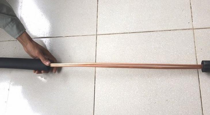 Chiều dài ống đồng và vị trí lắp đặt máy lạnh đúng kỹ thuật