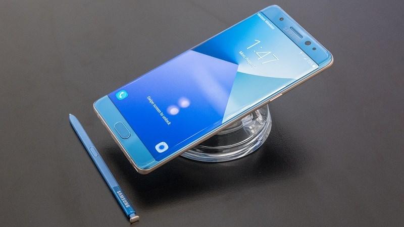 Samsung ba??t nga�? xA?c nha?�n sa?? bA?n Galaxy Note 7 tA?n trang