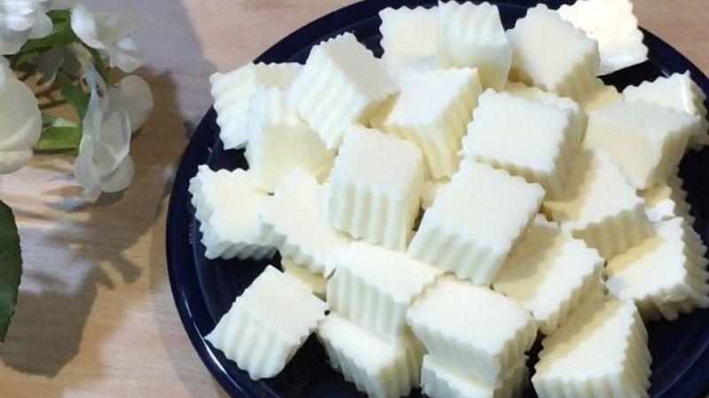 Cách làm sữa chua dẻo