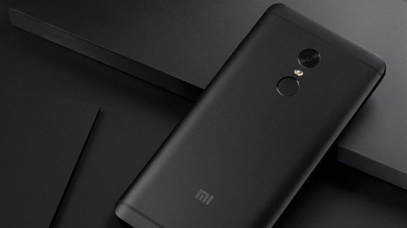 Xiaomi Redmi Note 4 bản đen nhám sang trọng như iPhone 7 sẽ lên kệ TGDĐ