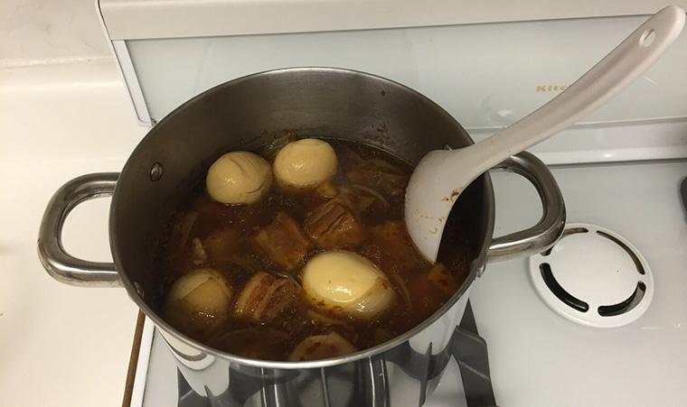 Cách làm thịt kho trứng
