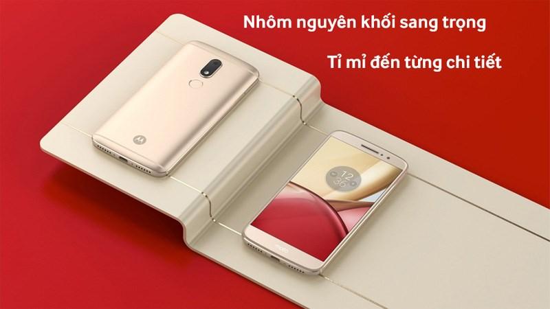 Moto M vừa được ra mắt ngày 28/3