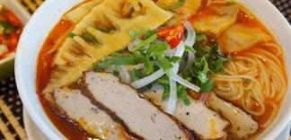 Cách nấu bún chả cá Đà Nẵng ngon chuẩn vị