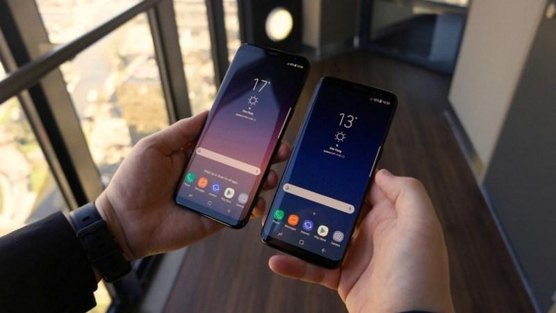 Galaxy S8, Galaxy S8 Plus chính thức trình làng, siêu phẩm 2017 là đây!