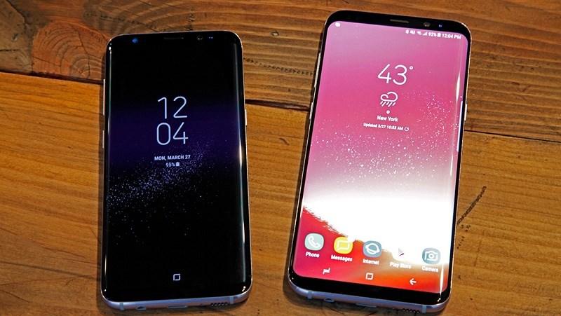 Galaxy S8 được phủ kính cường lực Gorilla Glass 5, vậy tỷ lệ sống sót là bao nhiêu?