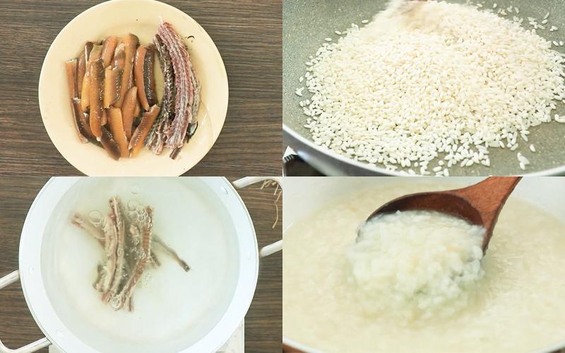 Cách nấu cháo lươn ngon đúng chuẩn xứ Nghệ