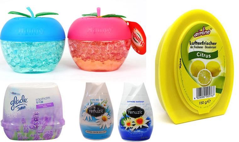 Thay đổi mùi hương và nhãn hiệu sau vài lần dùng để tăng hiệu quả