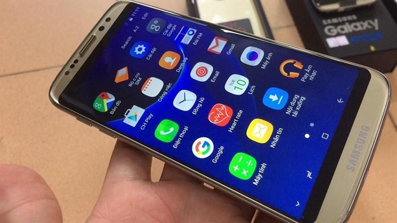 Đã có Galaxy S8 hàng Đài Loan tại Việt Nam, giá chưa đến 3 triệu