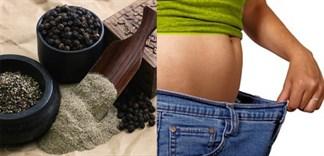 Giảm cân nhanh, an toàn với nước uống hạt tiêu đen