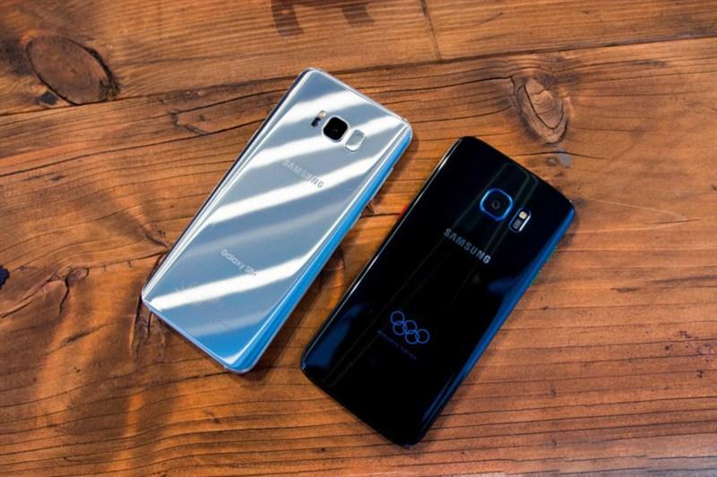 S8 Plus vs S7 Edge