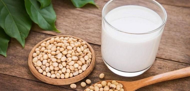 Thành phần của sữa đậu nành