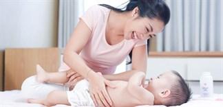 Mẹo dùng phấn rôm an toàn cho trẻ