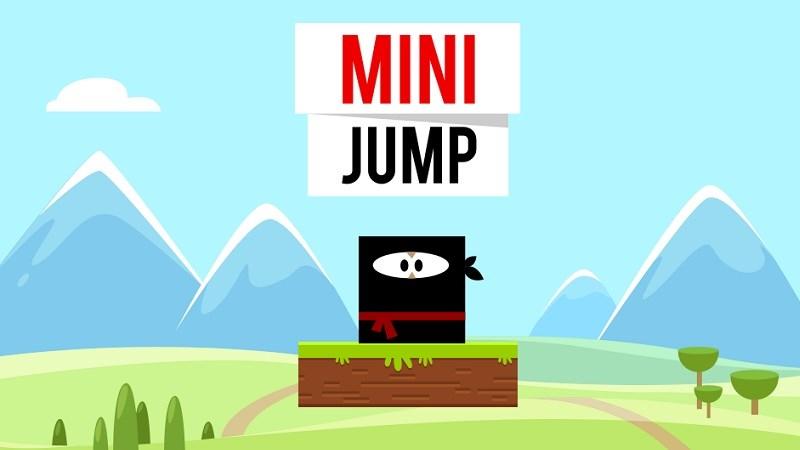 Hình ảnh trong game Mini Jump