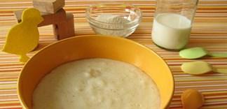Trộn sữa bột vào cháo cho bé - mẹ cần lưu ý!