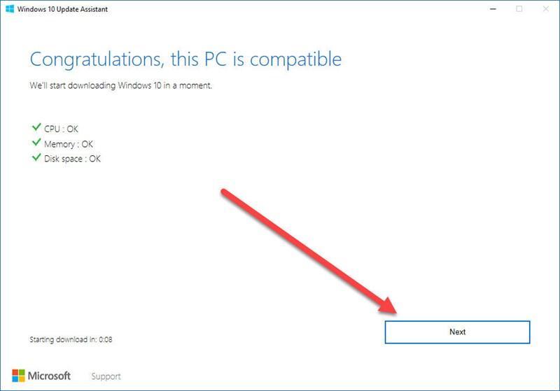 Tải về Windows 10 Creators Update mới nhất từ Microsoft