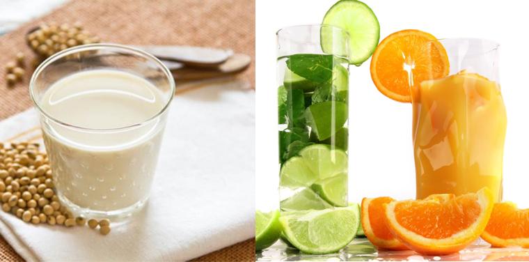 6 lưu ý quan trọng khi uống sữa đậu nành