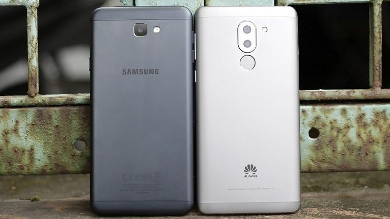 Samsung thua kiện Huawei