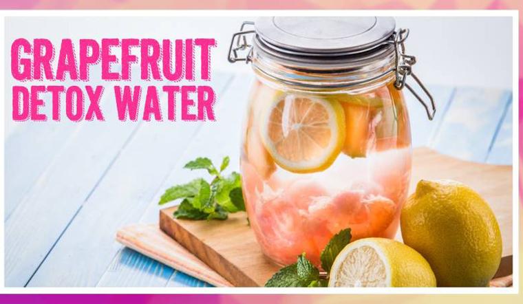 Cách làm nước detox giảm mỡ bụng hiệu quả và an toàn