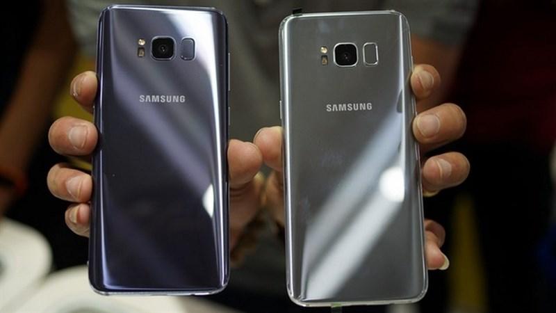 Cận cảnh Galaxy S8 đầu tiên tại Việt Nam: Đẹp xuất sắc, quét mống mắt cực nhanh