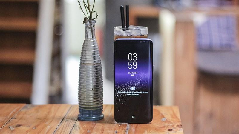 Màn hình điện thoại Samsung Galaxy S8