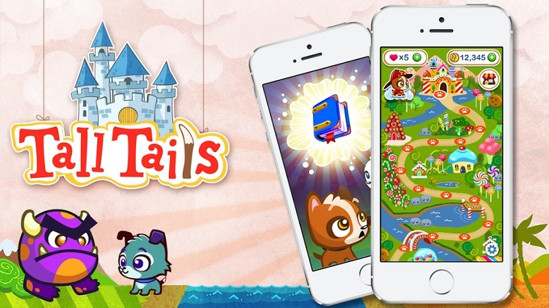 Hình ảnh trong game Tall Tails