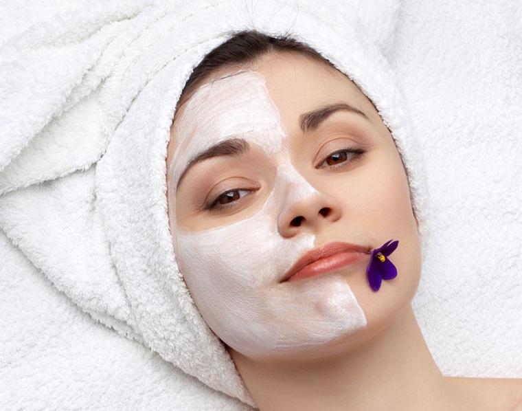 Đắp mặt nạ 2 lần mỗi tuần để làm đẹp da nhanh chóng