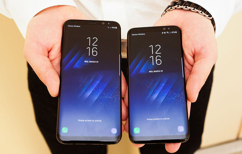 Bộ đôi siêu phẩm mới của Samsung đạt 550.000 đơn hàng tại Hàn Quốc chỉ sau 2 ngày bày bán