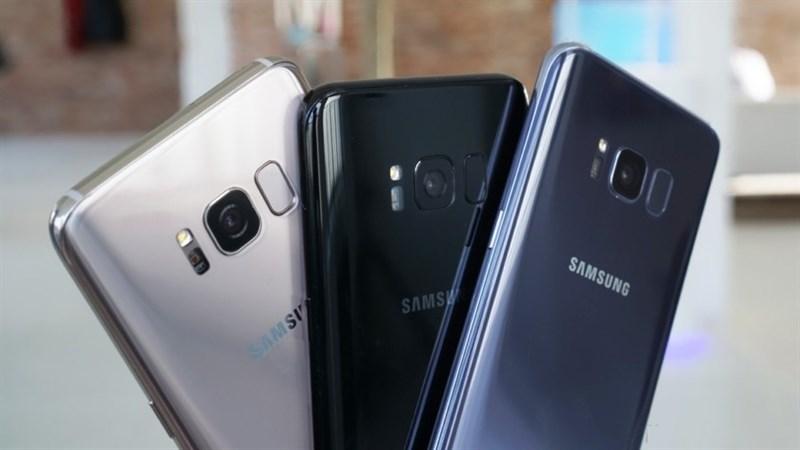 Galaxy S8 và S8 Plus thắng lớn tại quê nhà với doanh số kỷ lục