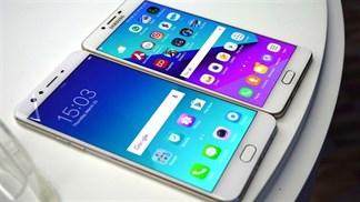 5 smartphone tầm trung có bộ nhớ trong lớn nhất hiện nay