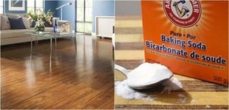 Những công dụng của baking soda trong việc vệ sinh nhà cửa