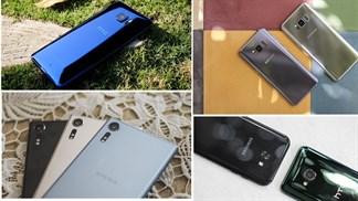 Tuần này có gì: Galaxy S8, đọ camera, HTC U Ultra phiên bản Sapphire