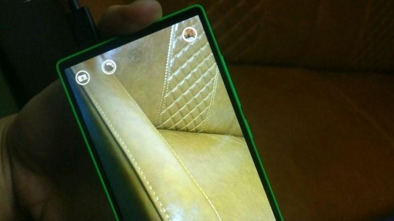 Rò rỉ smartphone Nokia Lumia với thiết kế không viền như Xiaomi Mi MIX