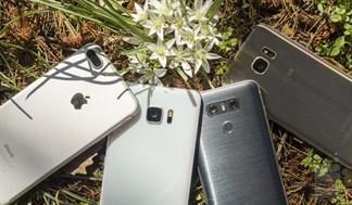 So sánh camera LG G6, HTC U Ultra, Galaxy S7 Edge và iPhone 7 Plus