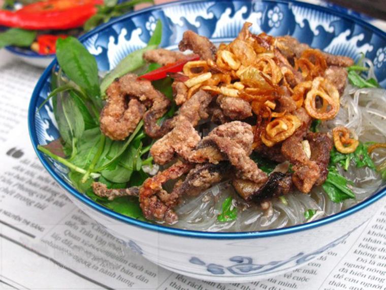 Cách nấu miến lươn càng ăn càng ghiền