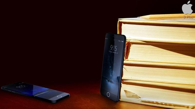Chiêm ngưỡng mẫu iPhone 8 Plus