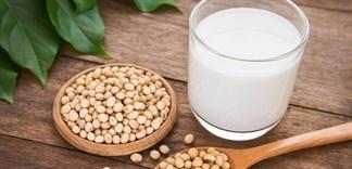 Có nên uống sữa đậu nành trước khi mang thai