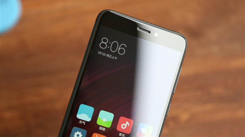 Xiaomi Redmi 4X thiết kế kim loại, pin 4.100 mAh, camera 13 MP chính thức lên kệ Thế giới di động