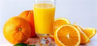 Công dụng của nước ép bổ sung vitamin C