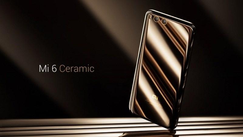 Xiaomi Mi 6 sẽ có thêm nhiều tùy chọn màu sắc khác - ảnh 1