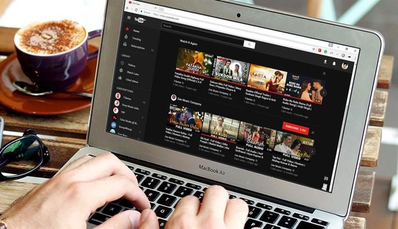 Hướng dẫn kích hoạt giao diện ban đêm cực đẹp trên Youtube