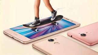 Huawei Enjoy 7 Plus chính thức lên kệ, RAM 4 GB, pin 4.000 mAh, giá tốt