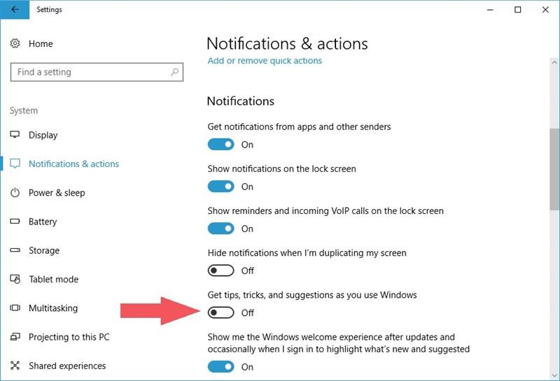 Kết quả hình ảnh cho Thay đổi hoặc tắt âm thanh thông báo trên Windows 10/ 8/ 7