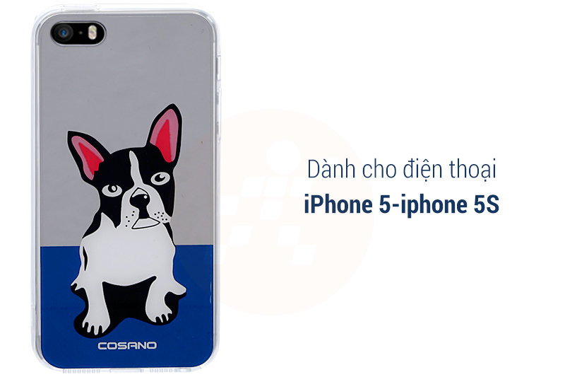 Ốp lưng iPhone 5,5s