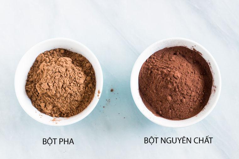 Kết quả hình ảnh cho cacao nguyên chất