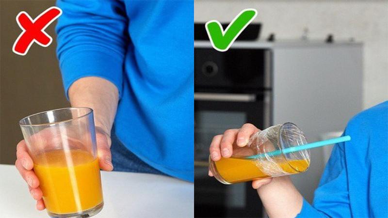 Cách sử dụng màng bọc thực phẩm mới lạ, tiện lợi